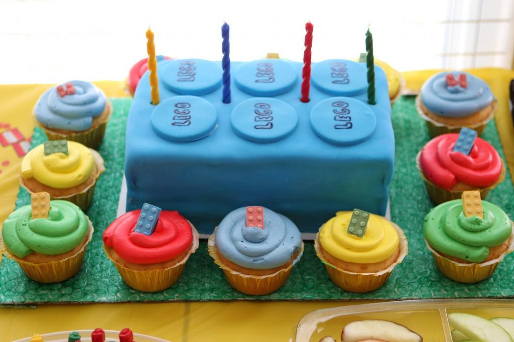 Birthday Cake Ideas Lego ~ Wanna lego for lunch